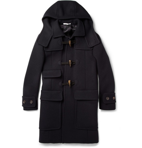 Carven Wool and Cashmere-Blend Duffle Coat