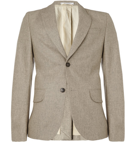 Carven Unstructured Wool Blazer