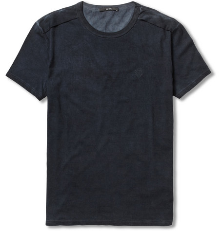 Gucci Overdyed Cotton-Jersey T-Shirt