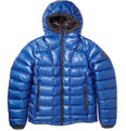 Dolce & Gabbana Quilted Down Hooded Jacket