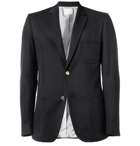 Band of Outsiders Wool-Twill Blazer