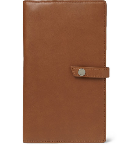 WANT Les Essentiels de la Vie Armstrong Leather Travel Organiser