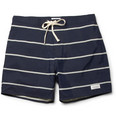 Saturdays NYC - Horizon Striped Swim Shorts