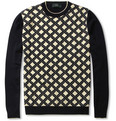 Incotex - Zanone Jacquard-Knit Wool Sweater