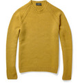Incotex Zanone Wool and Yak-Blend Sweater