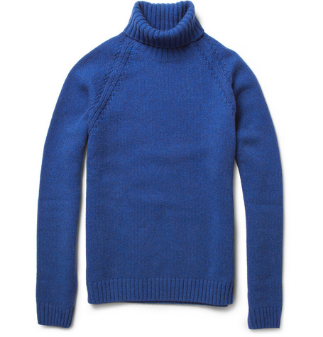 Slowear Zanone Wool and Yak-Blend Sweater