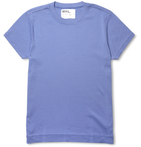 Margaret Howell MHL Cotton Crew Neck T-Shirt