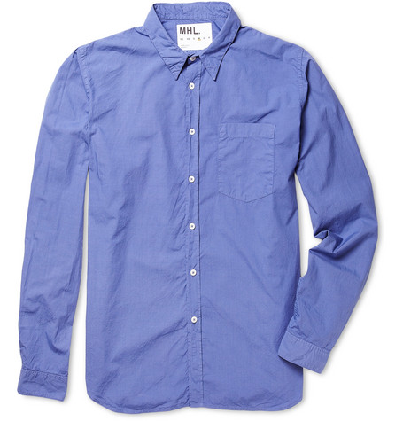 Margaret Howell MHL Cotton-Poplin Shirt