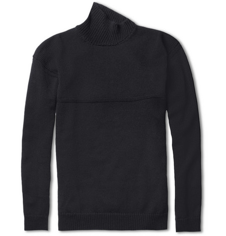 Paul Smith Merino Wool Fisherman Jumper