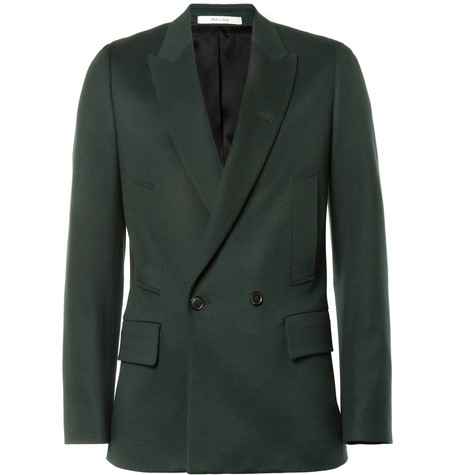 Paul Smith Double-Breasted Wool Blazer