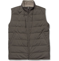 Loro Piana Kenton Reversible Down-Filled Gilet