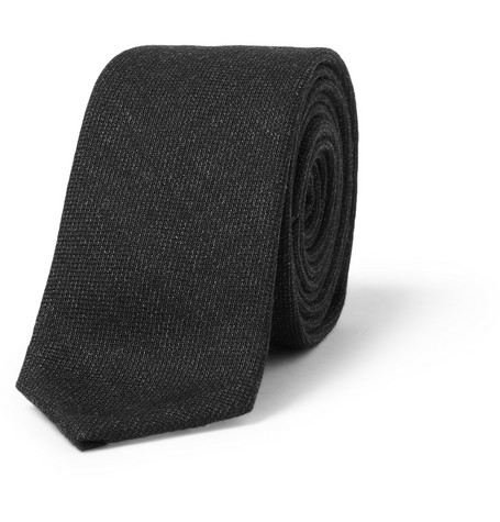 Thom Browne Wool-Twill Tie