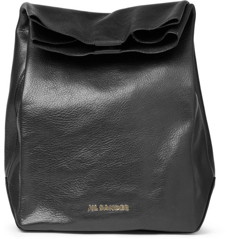 Jil Sander Leather Bag