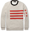 Givenchy - Appliquéd Cotton-Jersey Sweater