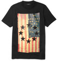Givenchy - Flag-Print Cotton-Jersey T-Shirt