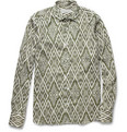 Etro - Printed Cotton Shirt
