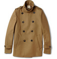 Wooyoungmi - Wool-Blend Peacoat