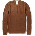 Wooyoungmi Chunky Cable-Knit Wool Sweater