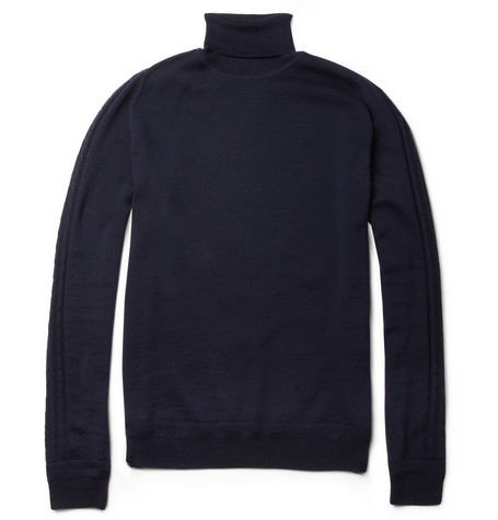 Wooyoungmi Wool Rollneck Sweater