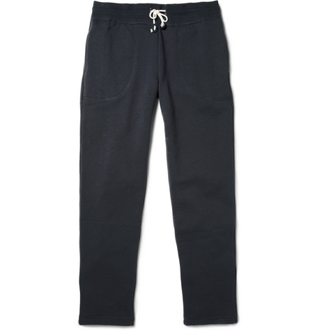 Band of Outsiders Cotton-Blend Sweatpants