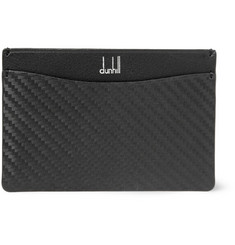 Alfred Dunhill Chassis Leather Card Holder