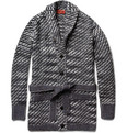 Missoni Shawl-Collar Wool-Blend Cardigan