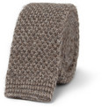 Paul Smith Shoes & Accessories Flecked Knitted Tie