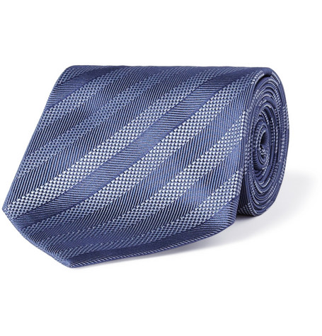 Paul Smith Shoes & Accessories Woven-Silk Tie