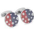 Paul Smith Shoes & Accessories Enamelled T-Bar Cufflinks