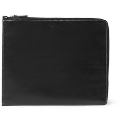 Paul Smith Shoes & Accessories Leather iPad Case