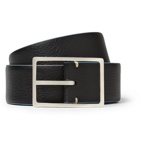Paul Smith Shoes & Accessories Reversible Leather Belt