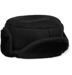 Paul Smith Shoes & Accessories Sheepskin Trapper Hat