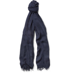 Paul Smith Shoes & Accessories Fine Woven-Modal Scarf