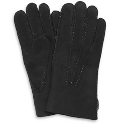 Paul Smith Shoes & Accessories Shearling Gloves