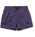 Paul Smith Shoes & Accessories - Short-Length Printed Swim Shorts
