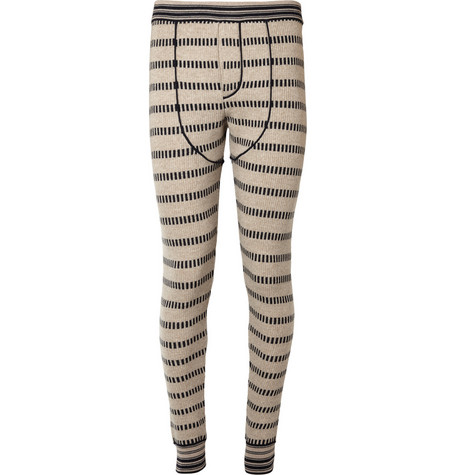 Marni Striped Wool Sweatpants
