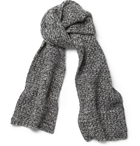 Marni Wool and Cashmere-Blend Scarf