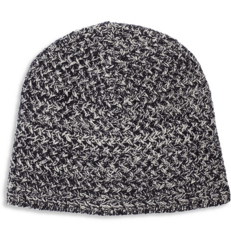 Marni Wool and Cashmere-Blend Beanie Hat