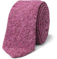 Marwood - Slim Slub Silk Tie