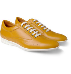 John Lobb Aston Martin Leather Sneakers