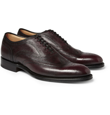 Church's Burton Leather Wingtip Brogues