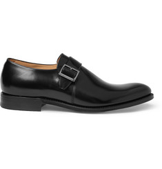Church's Tokyo Leather Monk-Strap Shoes