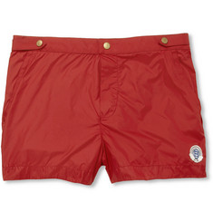 Robinson les Bains - Oxford Short-Length Swim Shorts