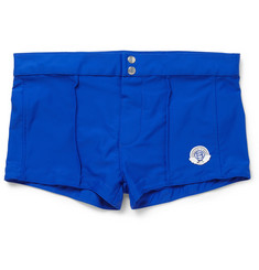 Robinson les Bains Capri Short-Length Swim Shorts