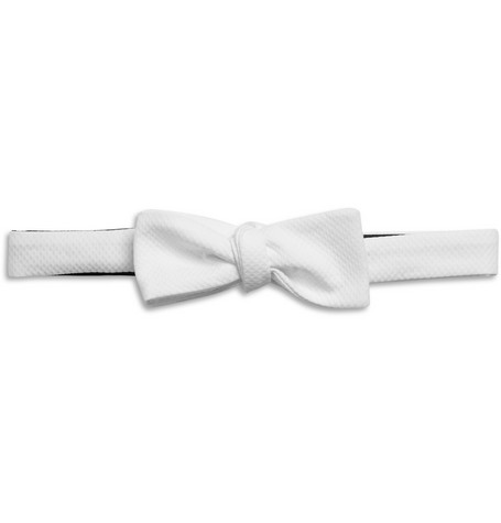 Spencer Hart Cotton-Marcella Bow Tie