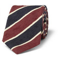 Gant Rugger - Striped Slub Silk Tie