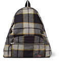 Woolrich Woolen Mills Check Wool-Blend Backpack