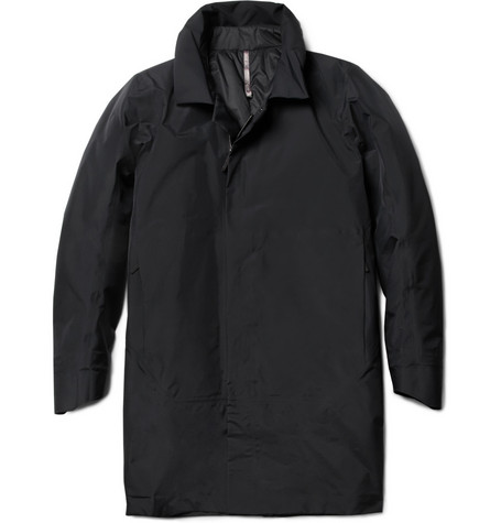 Arc'teryx Veilance Padded Waterproof Raincoat