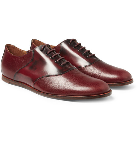 Opening Ceremony Leather Oxford Shoes
