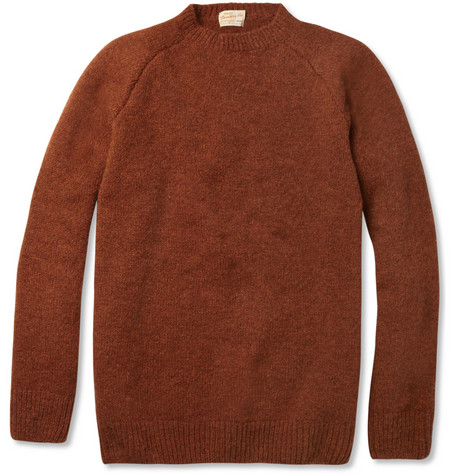 NN.07 Rocky Crew Neck Sweater